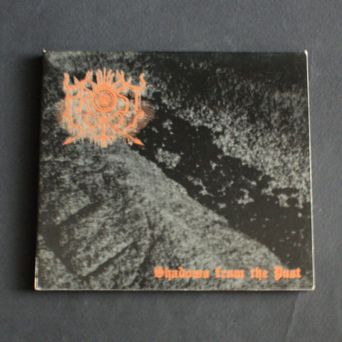 "THE TRUE FROST ""Shadows from the Past"" Digipak CD"