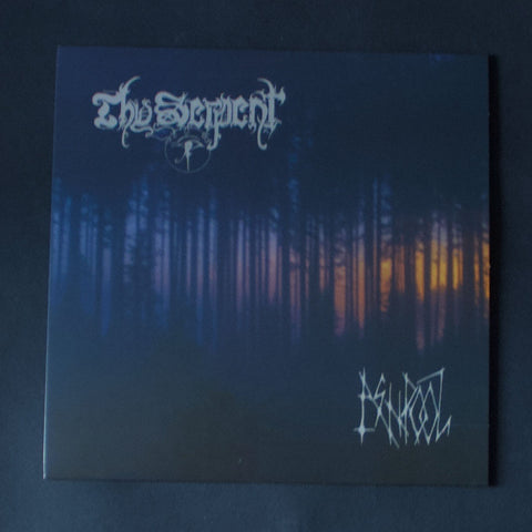 "THY SERPENT / ASH POOL ""Split"" 7""EP"