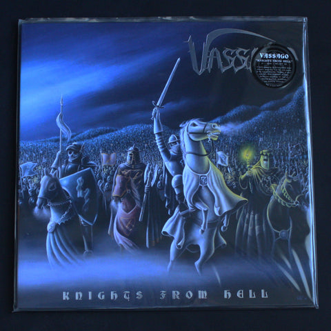 "VASSAGO ""Knights From Hell"" 12""LP"