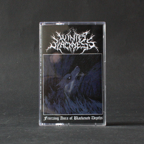 "WINTER BLACKNESS ""Freezing Aura of Blackened Depths"" Pro-MC"