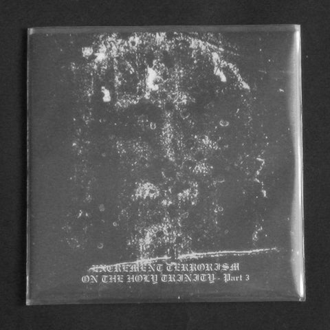 "The Wampyric Specter / Wrok ""Excrement Terrorism On The Holy Trinity - Part 3"" 7""EP"