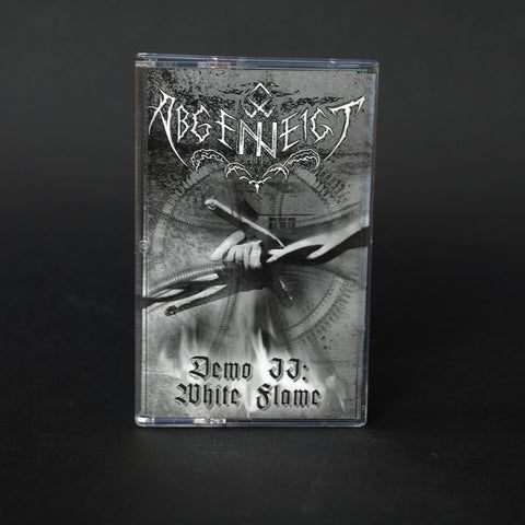 "ABGENEIGT ""Demo II: White Flame"" MC"