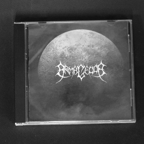 "ARMAGEDDA ""The Final War Approaching"" CD"