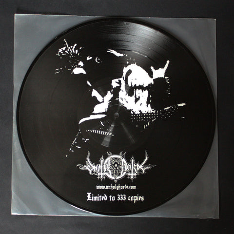"ARMAGGEDON ""Kill Yourself or Die"" Picture 12""LP"