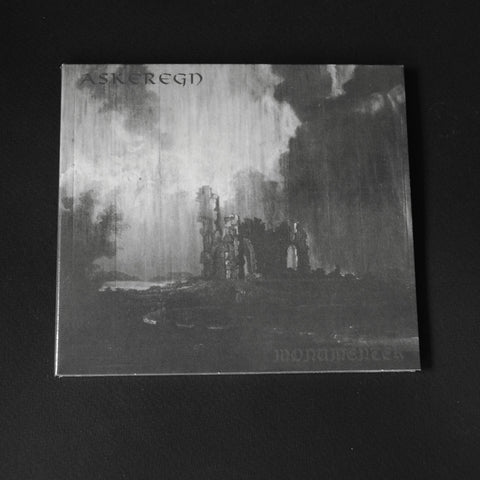 "ASKEREGN ""Monumenter"" digipak CD"