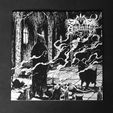 "ATHANATOS ""Unholy Union"" 7""EP"