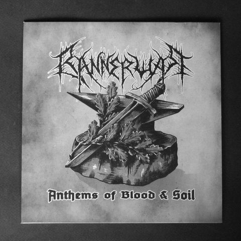 "BANNERWAR ""Anthems of Blood & Soil"" 7""EP"