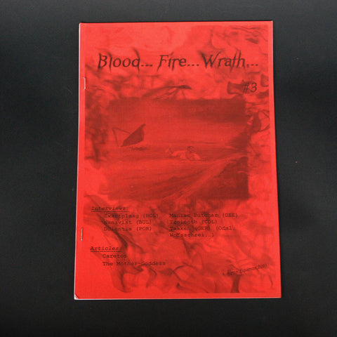BLOOD... FIRE... WRATH #3