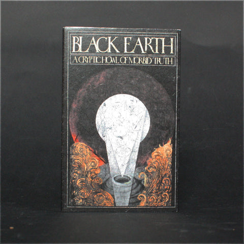 "BLACK EARTH ""A Cryptic Howl Of Morbid Truth"" Pro-MC"