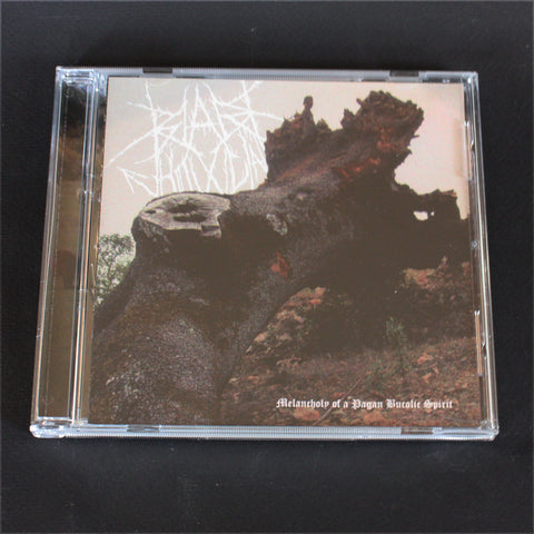 "BLACK HOWLING ""Melancholy of a Pagan Bucolic Spirit"" CD"
