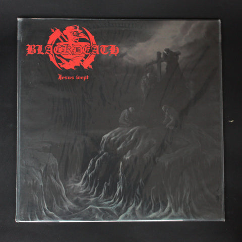 "BLACKDEATH ""Jesus Wept"" 12""LP"