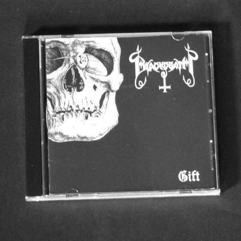 "BLACKDEATH ""Gift"" CD"