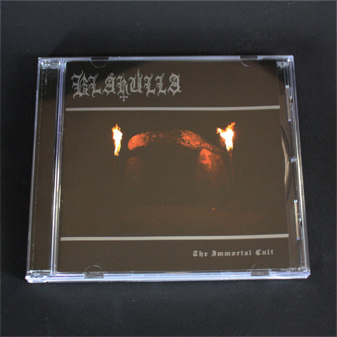 "BLÅKULLA ""The Immortal Cult"" CD"