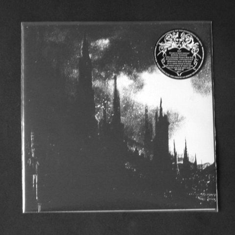 "BLOOD TYRANT / DEPARTURE CHANDELIER ""Split"" 7""EP"