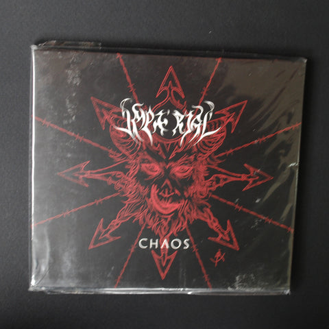 "Imperial ""Chaos"" digipack CD"