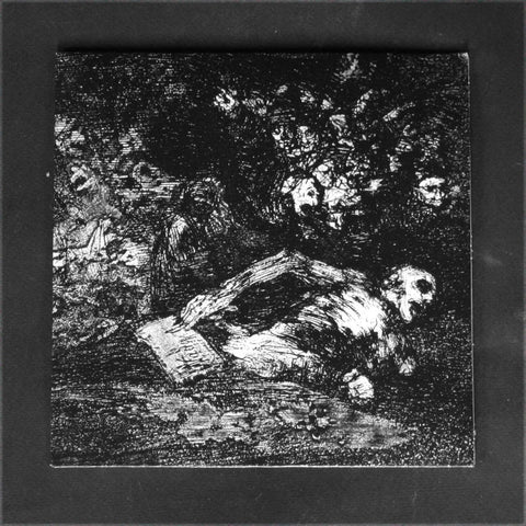"CRYPTIC WANDERINGS / IN THE SHADES ""Split"" 7""EP"