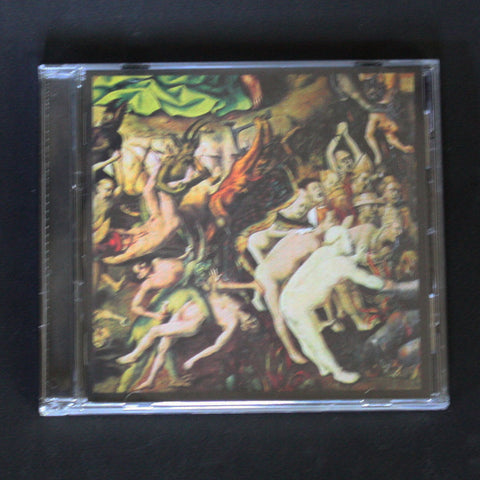 "CULT OF DAATH ""The Grand Torturers of Hell"" CD"