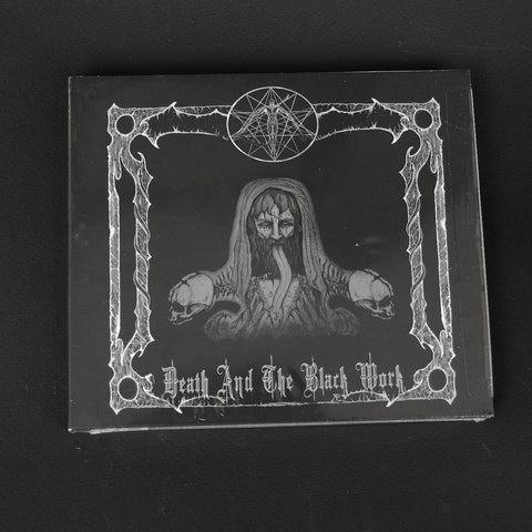 "NIGHTBRINGER ""Death and the Black Work"" digipack DCD"