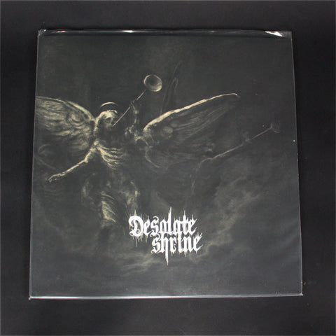 "DESOLATE SHRINE ""The Sanctum of Human Darkness"" Double 12""LP"