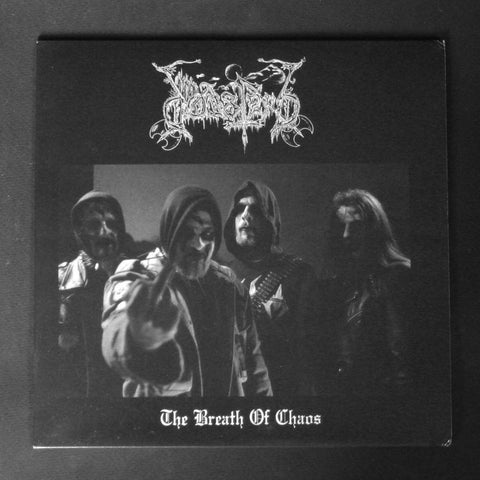 "DODSFERD ""The Breath of Chaos"" 7""EP"