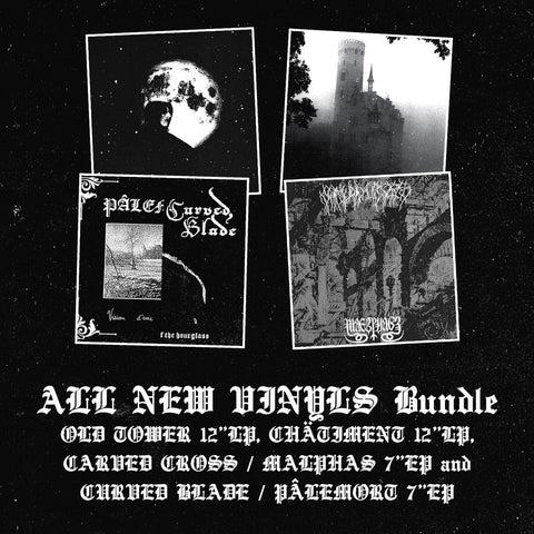 "ALL NEW 7""EP + 12""LP BUNDLE PREORDER"