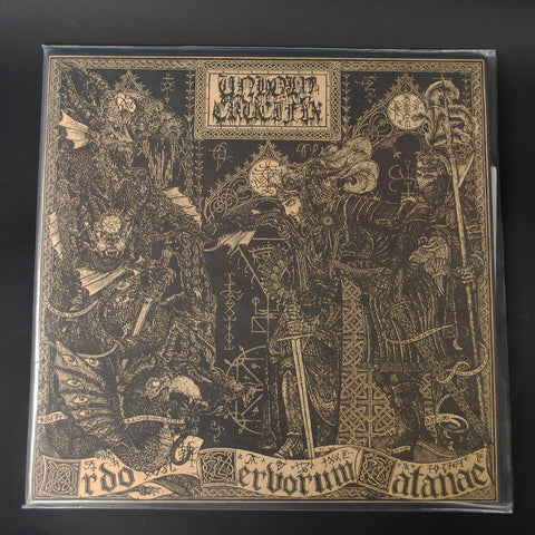 "UNHOLY CRUCIFIX ""Ordo Servorum Satanae"" 12""LP"