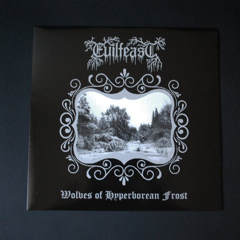 "EVILFEAST ""Wolves of Hyperborean Frost"" 10"" MLP"