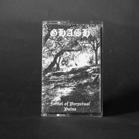 "GHASH ""Forest of Perpetual Pains"" MC"