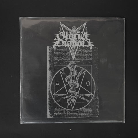 "GLORIA DIABOLI ""Libation Unto He Who Dwelleth In The Depths"" 10"" MLP"