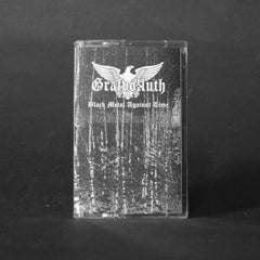 "GRAFVOLLUTH ""Black Metal Against Time"" MC"