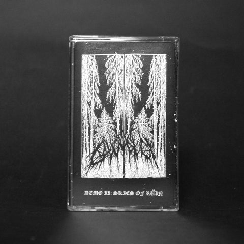 "GWYLLGI ""Demo II: Skies of Ruin"" MC"