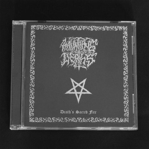 "HAUNTING DEPTHS ""Death' Sacred Fire"" CD"