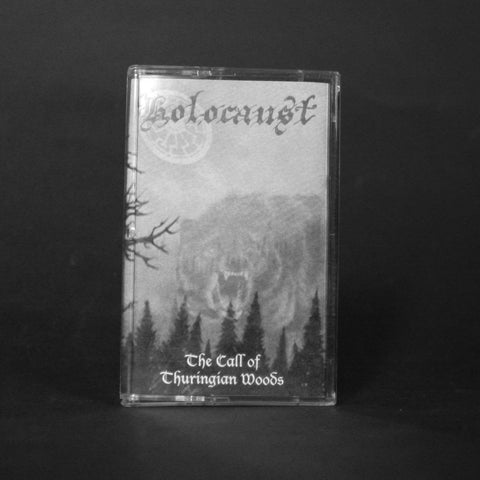 "HOLOCAUST ""The Call of Thuringian Woods"" MC"