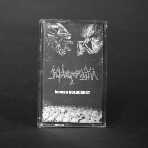 "HYDROGENIUM ""Human Holocaust"" MC"