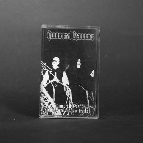 "IMMORTAL HAMMER ""Immortal Past (Unreleased and Rare Tracks)"" MC"