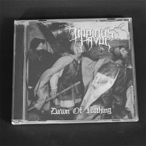 "IMPIOUS HAVOC ""Dawn of Nothing"" CD"
