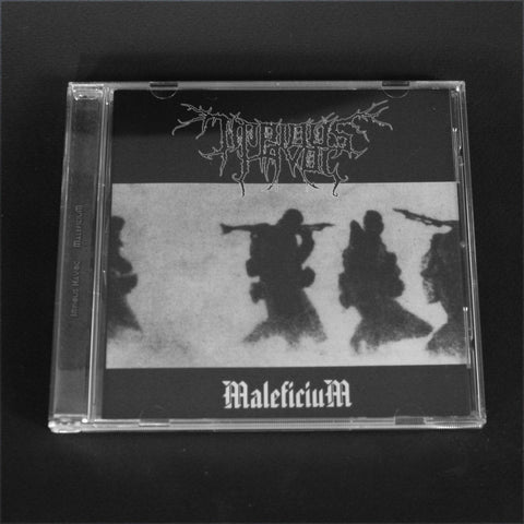 "IMPIOUS HAVOC ""Maleficium"" CD"