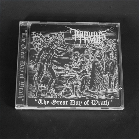 "IMPIOUS HAVOC ""The Great Day of Wrath"" CD"