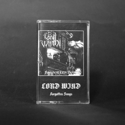 "LORD WIND ""Forgotten Songs"" MC"