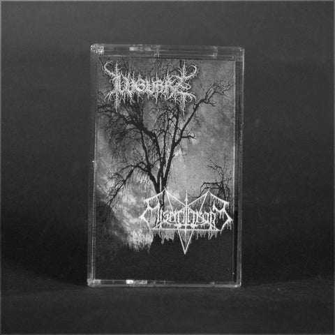 "LUGUBRE / MISANTHROPY ""United in Mankind's Annihilation"" MC"