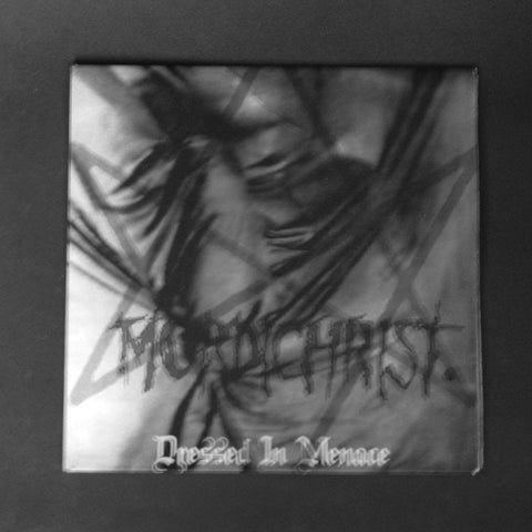 "MORDICHRIST ""Dressed in Menace"" 7""EP"