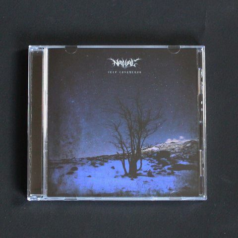 "NAGUAL ""Self-Conqueror"" CD"