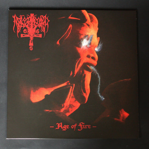 "NÅSTROND ""Age of Fire"" 12""LP"