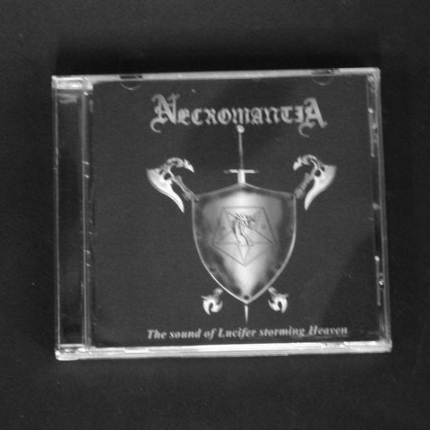 "NECROMANTIA ""The Sound of Lucifer Storming Heaven"" CD"