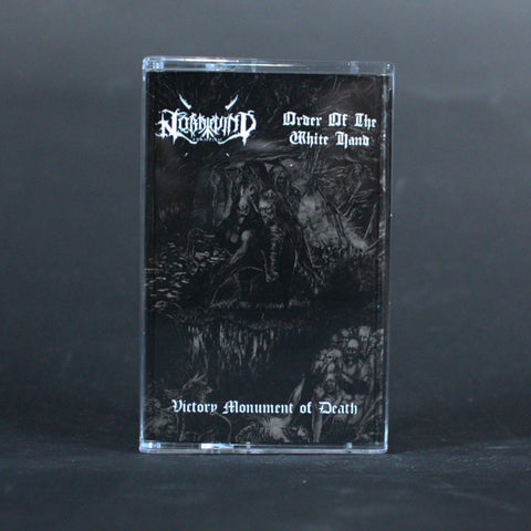 "NORDWIND / ORDER OF THE WHITE HAND ""Victory Monument of Death"" Pro-MC"