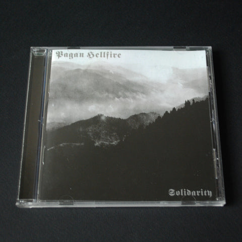 "PAGAN HELLFIRE ""Solidarity"" CD"