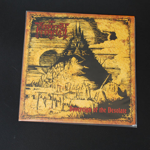"PERDITION TEMPLE ""Sovereign of the Desolate"" 7""EP"