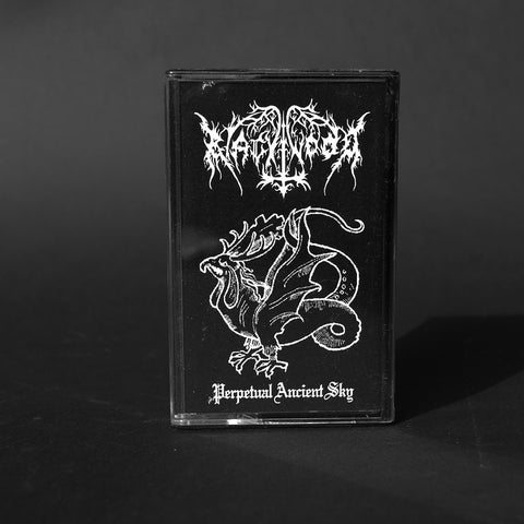 "BLACK WOOD ""Perpetual Ancient Sky"" MC"