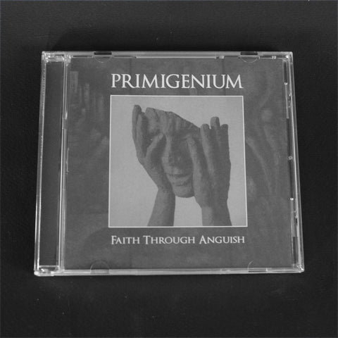 "PRIMIGENIUM ""Faith Through Anguish"" CD"