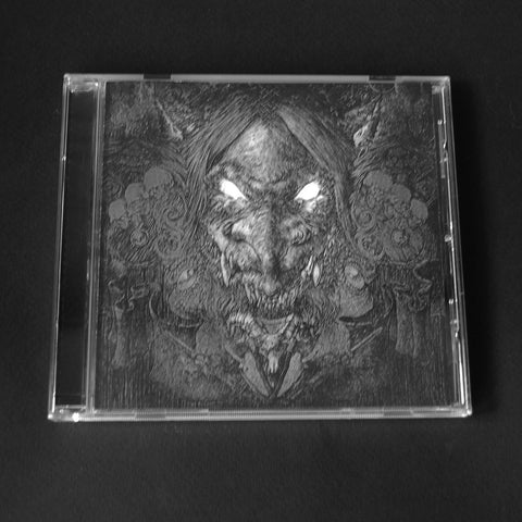 "SATANIC WARMASTER ""Fimbulwinter"" CD"
